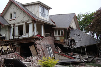 Free Earthquake Insurance Quote