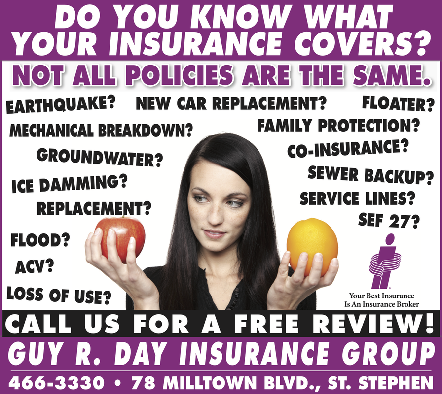 Free Insruance Review - Guy R Day Insurance